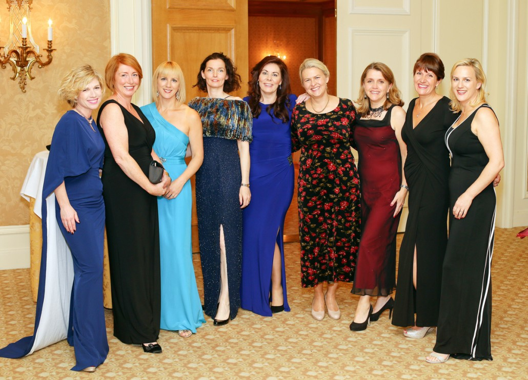 """10/9/15***NO REPRO FEE***Pictured at the British Irish Chamber of Commerce Presidents Dinner in Intercontinental Hotel.MICHAEL O'LEARY AND RICHIE BOUCHER ADDRESS BRITISH IRISH CHAMBER OF COMMERCE PRESIDENT'S DINNER  Bank of Ireland announces Trinity International Growth Programme in conjunction with Trinity Business School and the British Irish Chamber of Commerce  10th September 2015: Over 400 leading business executives from across Britain and Ireland attended the British Irish Chamber of Commerce Presidents Dinner in Intercontinental Hotel, Dublin this evening. Among the speakers were Chief Executives Ryanair Michael O'Leary and Richie Boucher. The latter used his address to announce details of an education programme for senior executives in SMEs across the Republic of Ireland, Great Britain and Northern Ireland, to be delivered in conjunction with Trinity Business School and the British Irish Chamber of Commerce.  Aidan Lynch, President British Irish Chamber of Commerce and VP & General Manager, GSK, said: """"British Irish Chamber of Commerce is proud to host the preeminent business event for executives from across Britain and Ireland. With both economies experiencing strong economic growth currently, opportunities abound: the value of trade flowing between Britain and Ireland is over €1 billion each week, Britain is Ireland's largest two-way trading partner, with 42% of indigenous Irish exports going to the UK and over €17 billion of UK goods going to Ireland annually. We would anticipate that connections and deals facilitated at events such as this, will lend greater support to continued economic prosperity on both sides of the Irish Sea.""""     ENDS     Media Contact:  Q4 Public Relations  Ruth O'Byrnes 01 475 1444 / 086 055 8331 Pic: Marc O'Sullivan"""